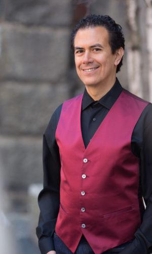 Marco Granados, Flutist